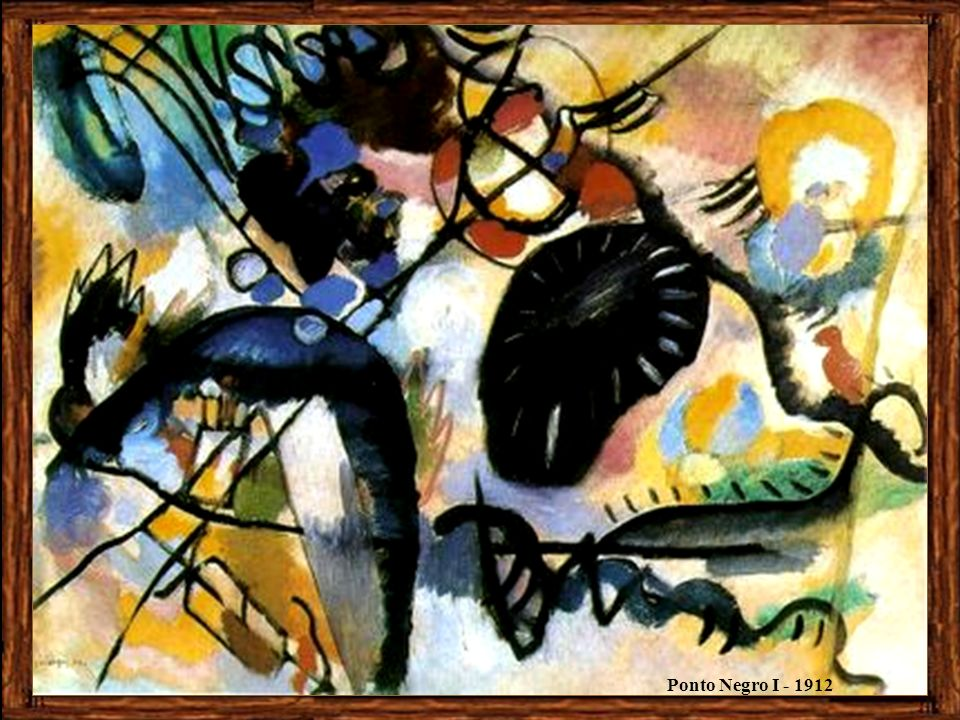 Wassily Kandinsky nasceu em Moscovo a 4 de Dezembro de 1866 e morreu em Neuilly-sur- Seine a 13 de Dezembro de 1944.