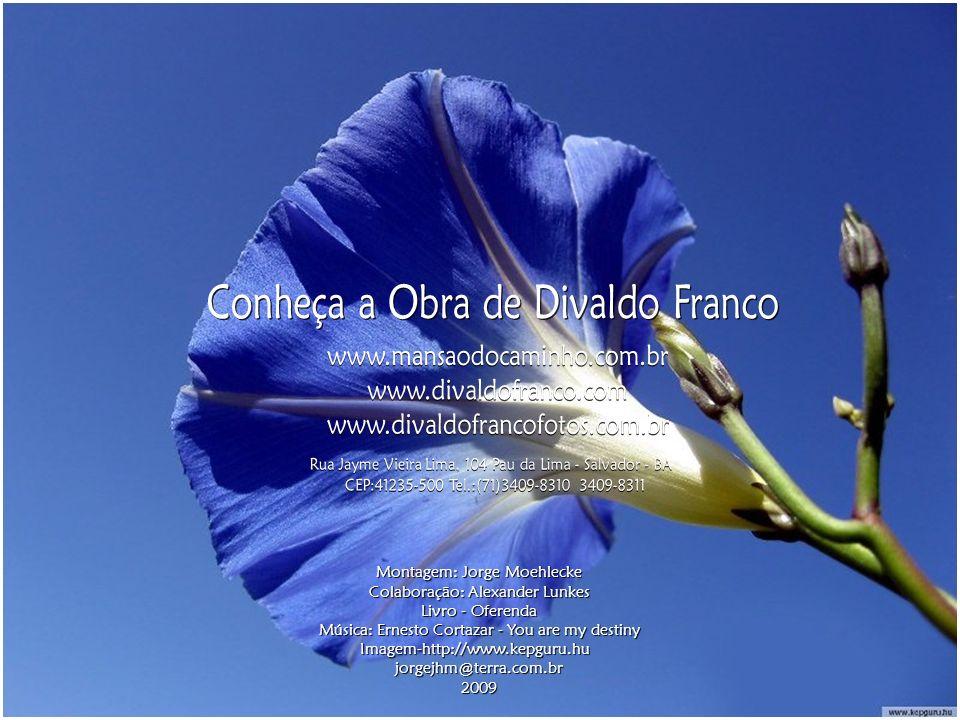 Montagem: Jorge Moehlecke Colaboração: Alexander Lunkes Livro - Oferenda Música: Ernesto Cortazar - You are my destiny Imagem-http://www.kepguru.hujorgejhm@terra.com.br2009