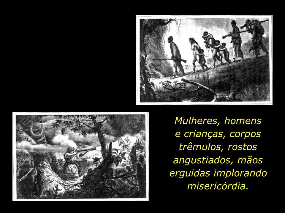 holdemqueen@hotmail.com As tribos que mostraram resistência, que não se deixaram subjugar, foram dizimados.