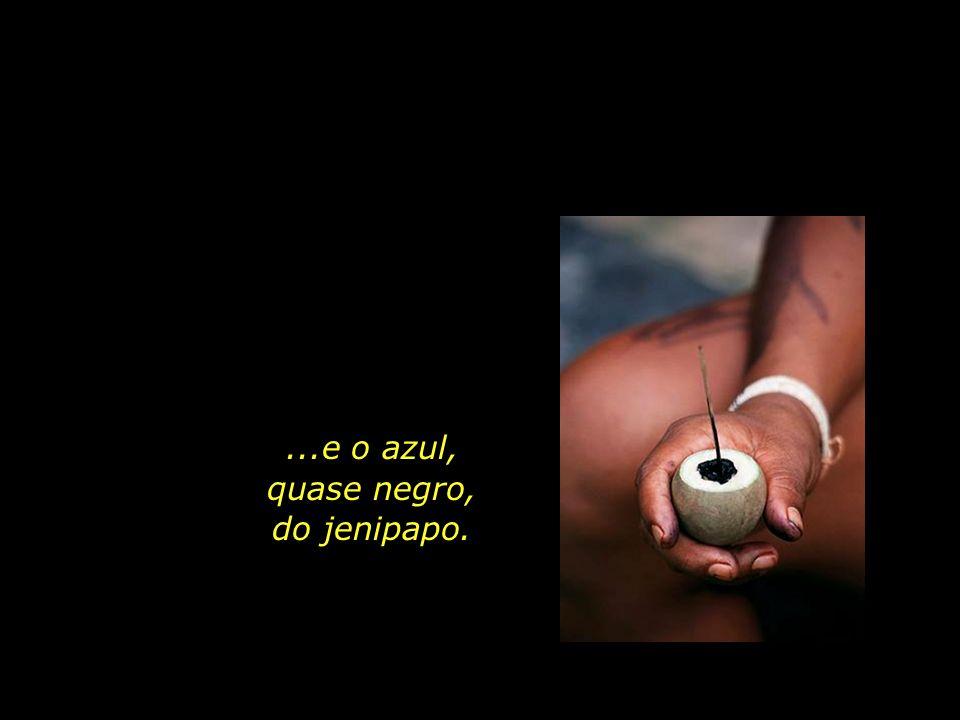 holdemqueen@hotmail.com Cores, Sonhos, Desenhos, O vermelho do urucum... Mitos, Ritos, Significados, Sentido.