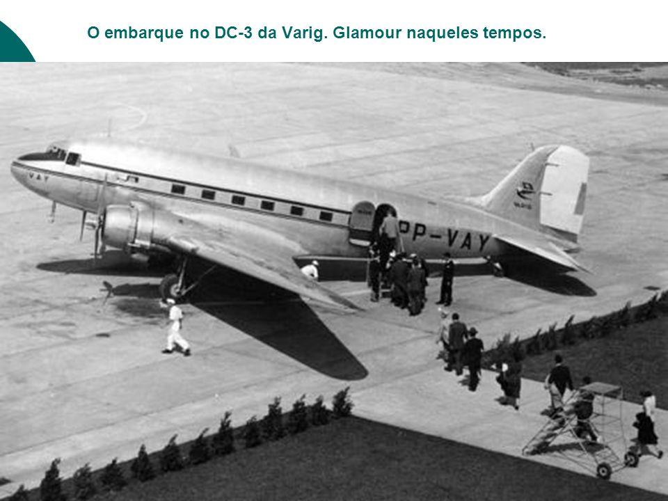 Os Electras começavam a ser operados no SDU, modernizando o transporte entre RJ-SP.