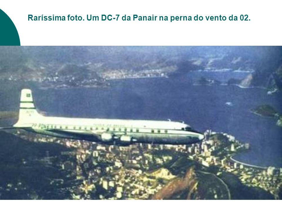 Nascia aquele que olharia o Aeroporto para sempre, com a mais bela vista panorâmica.