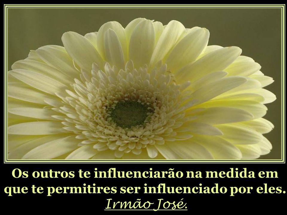 O que acontece de mais importante em tua vida é determinado pelas tuas atitudes.