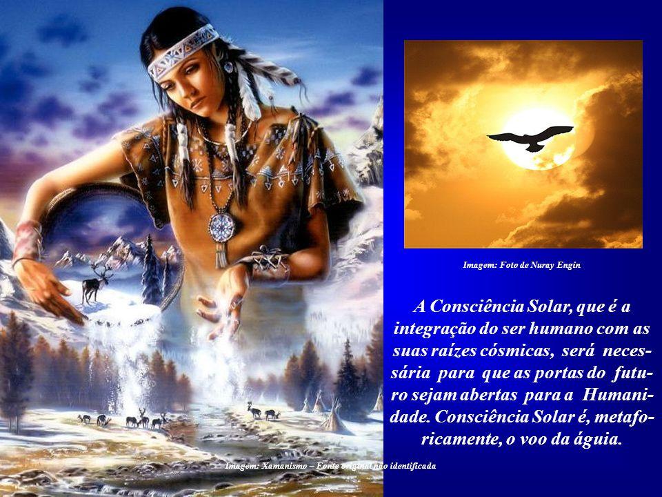 Imagem: Santo Graal Sem a missão pessoal pouco somos. Simplesmente passamos pela vida... Imagem: Xamanismo – Fonte original não identificada