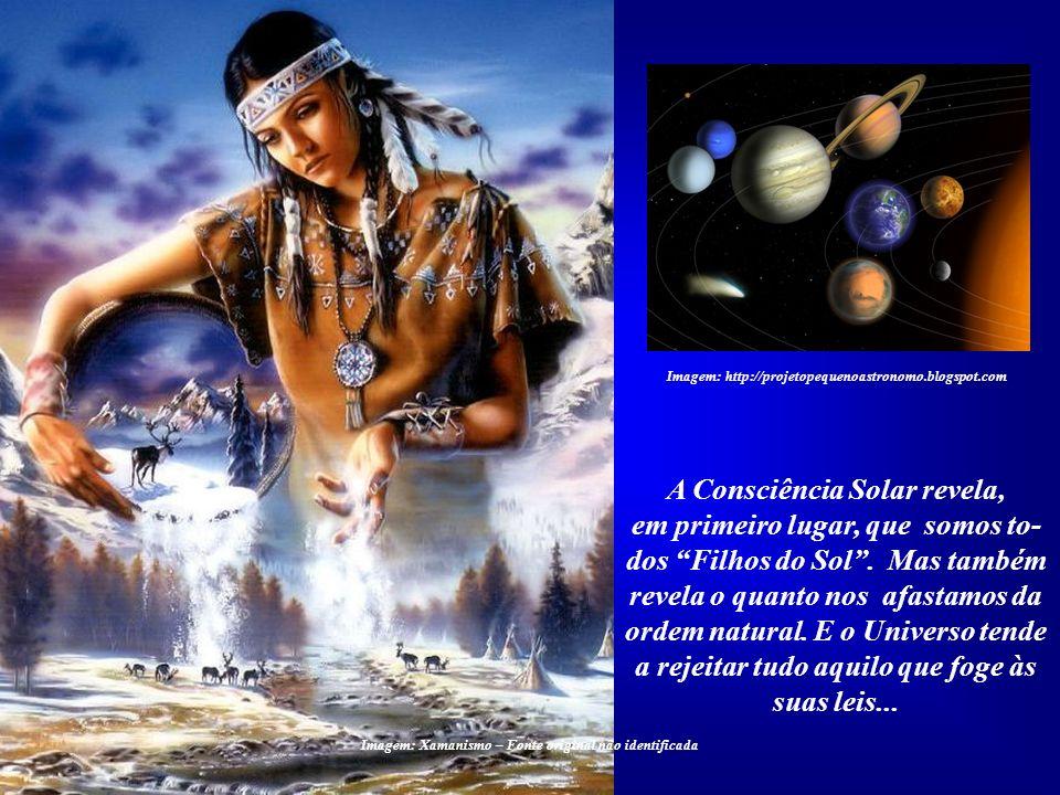 Imagem: Foto de Nuray Engin Sem a Consciência Solar permaneceremos em total separa- tividade e todos os nossos esforços individuais ou coletivos, por