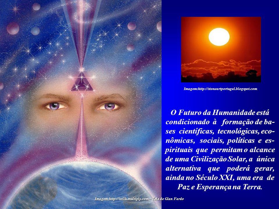 Imagem: Foto de Nuray Engin A Consciência Solar, que é a integração do ser humano com as suas raízes cósmicas, será neces- sária para que as portas do futu- ro sejam abertas para a Humani- dade.