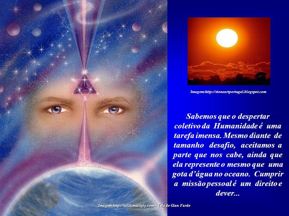 Imagem:www.astronavegador.com/imagenes_galaxias/M31_Sb.jpg Imagem: Iluminação de Buda Acima de tudo permanecerá uma questão milenar: as respos- tas mais importantes a serem en- contradas estarão todas dentro do próprio ser humano.