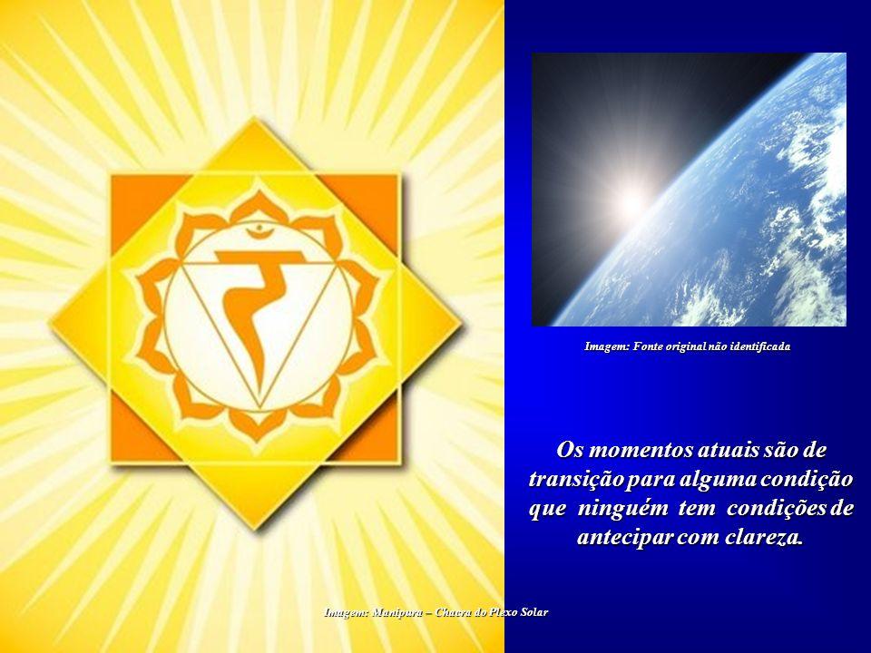 Os momentos atuais são de transição para alguma condição que ninguém tem condições de antecipar com clareza.