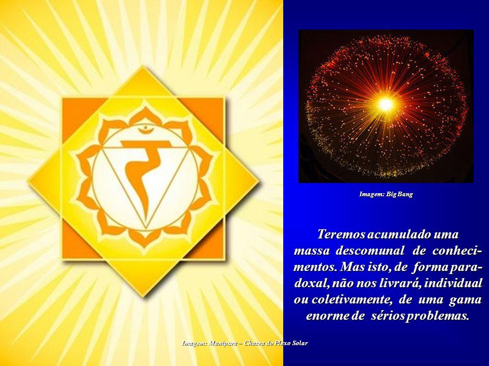 Falta o principal para cata- lizar esse grande reencontro: a consciência de serem todos Fi- lhos do Sol, irmãos nesta tran- sitória passagem pela Terra.