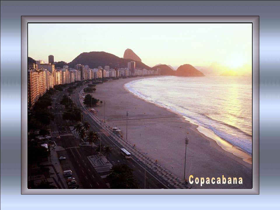 Rio de sol, de céu, de mar Dentro de mais um minuto estaremos no Galeão Rio de Janeiro, Rio de Janeiro, Rio de Janeiro, Rio de Janeiro...