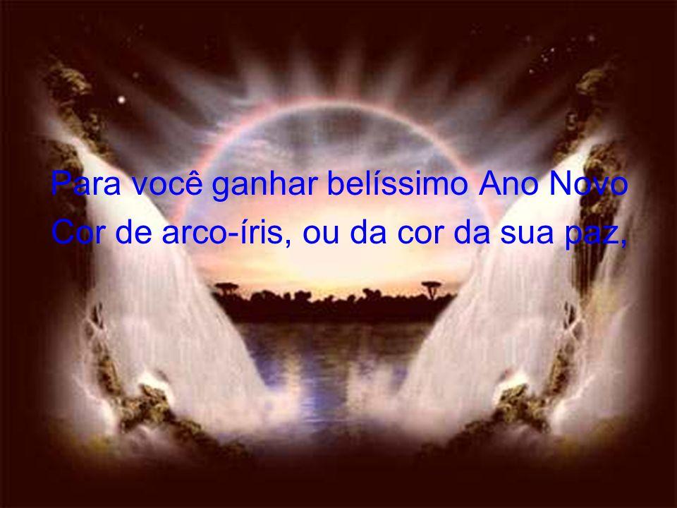Receita de Ano Novo Texto de Carlos Drummond de Andrade Apresentação do PowerPoint por Marina Fróes (Ligue o som)