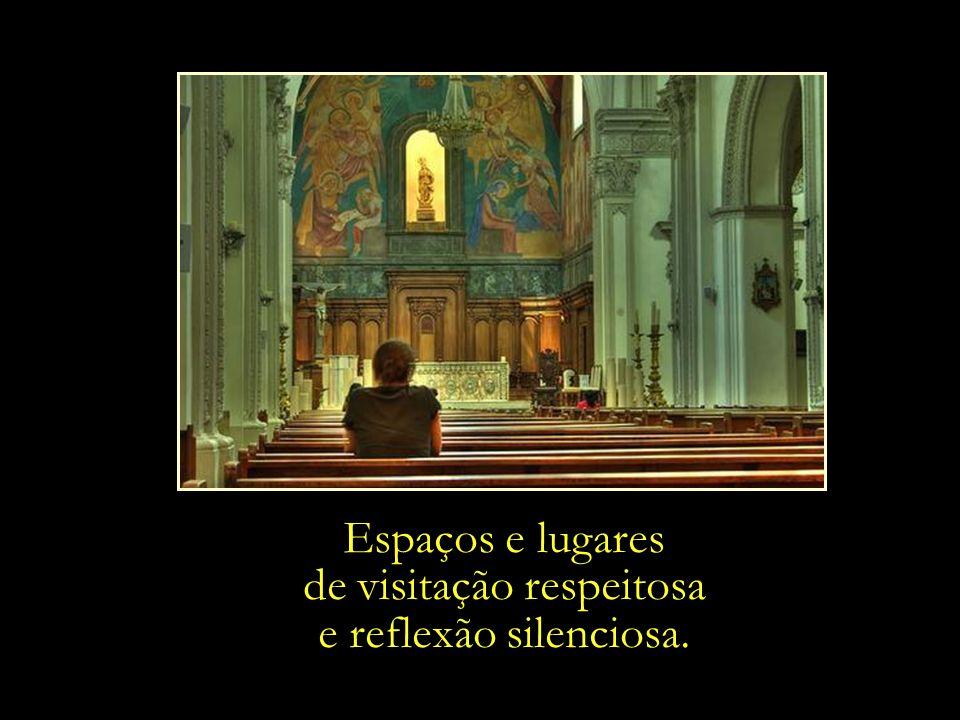 Há quem afirme que para encontrar Deus é preciso frequentar igrejas, mesquitas, templos ou sinagogas...