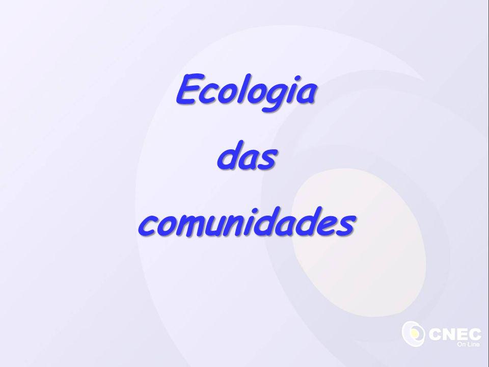Ecologiadascomunidades