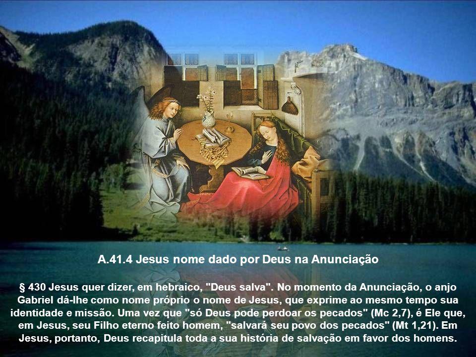 A.41.3 Festa da Anunciação § 1171 O ano litúrgico é o desdobramento dos diversos aspectos do único mistério pascal.