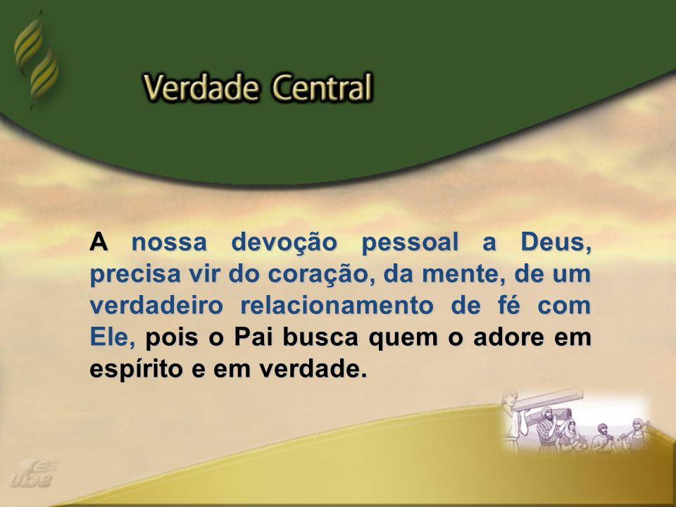 - Resumo: Pr.Nilton Oliveira – Pastor do Distrito de Maringá, na ANP.