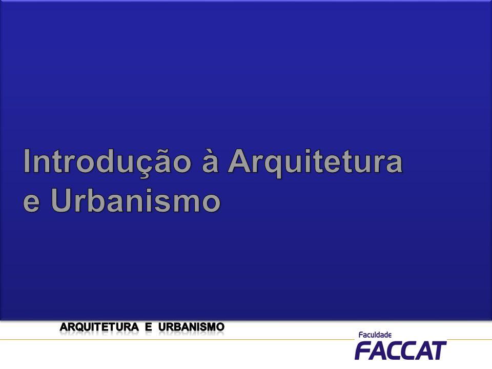 PROGRAMA – PLANO DE ENSINO CURSO: ARQUITETURA E URBANISMO NÚCLEO : CONHECIMENTOS PROFISSIONAIS DEPARTAMENTO: PROJETO DE ARQUITETURA DE URBANISMO E DE PAISAGISMO PROFESSOR: VALENTIM CESAR BIGESCHI DADOS SOBRE A DISCIPLINA NOME Introdução à Arquitetura e Urbanismo CARGA HORÁRIA ANUALCARGA HORÁRIA SEMANALSÉRIEANO 7241ª2012 Ementa Arquitetura e Urbanismo: introdução conceitual.