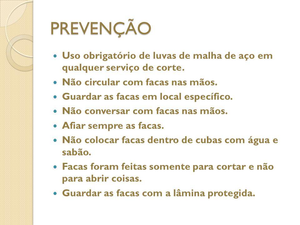 TIPOS DE FACAS