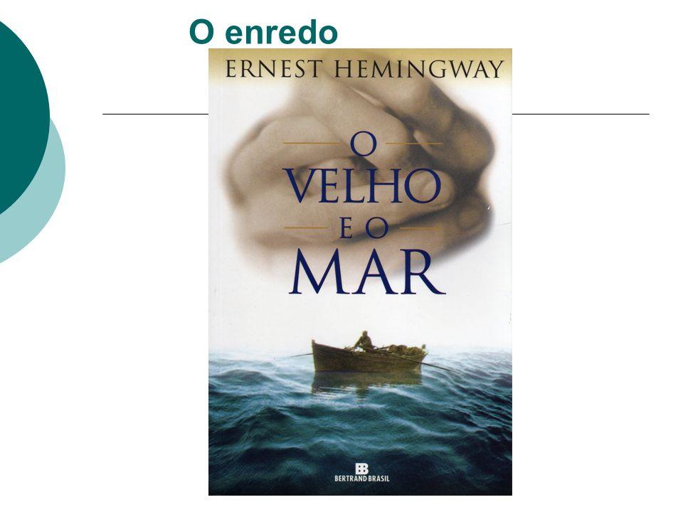 Personagens do livro: O velho e o mar.