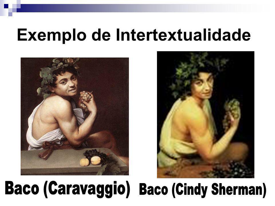 Exemplo de Intertextualidade
