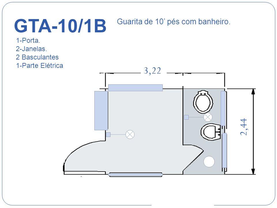 BQ-1V/FL DDDDD DDD DDD DDD DDDDDD 2,44 DDDDDDDDDDDDDD 1,22 2,44 1,22 DDD DDDD D Banheiro Químico, 1 vaso, 1 Fraldário. 1-Porta. 2-Janelas. 1-Parte Elé