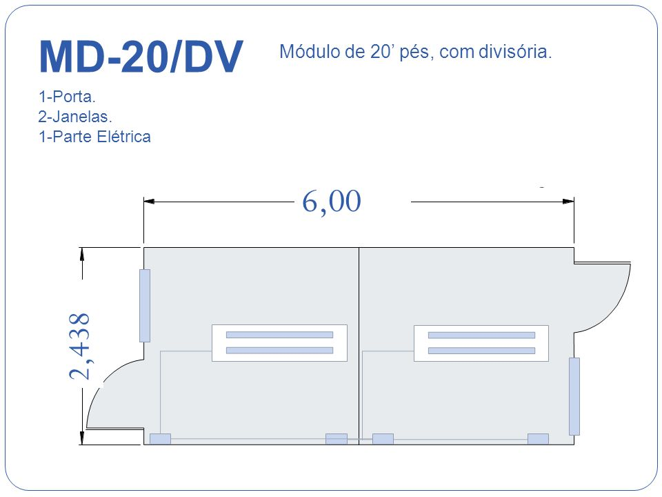 SPECIFICATION Dimensions MM External Length12,192 Width 2,438 Height 2,591 Internal Length12,032 Width 2,352 Height 2,393 Door Opening Width 2,340 Height 2,280 Inside Cubic Capacity CU.M 67.2 KG Maximum Gross Weight 32,500 Tare Weight 3,800 Maximum Payload 28,700 Container Dry de 40 pés Standard CM-40/ST Pé direito 2,591 Container Marítimo de 40 Standard.