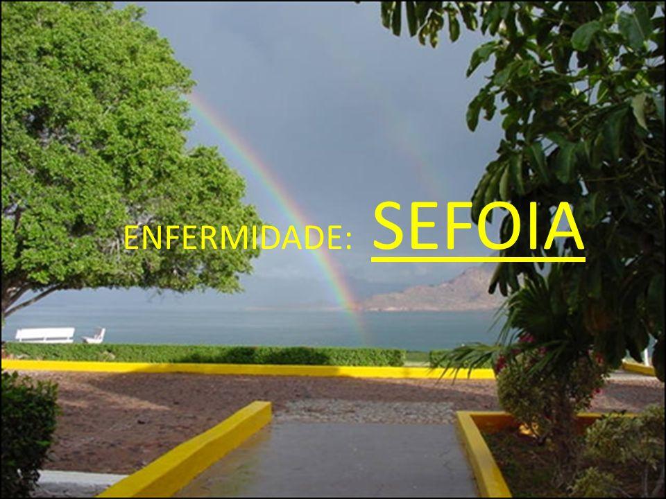 SEFOIA :Enfermidade ainda não aceita pela classe médica.