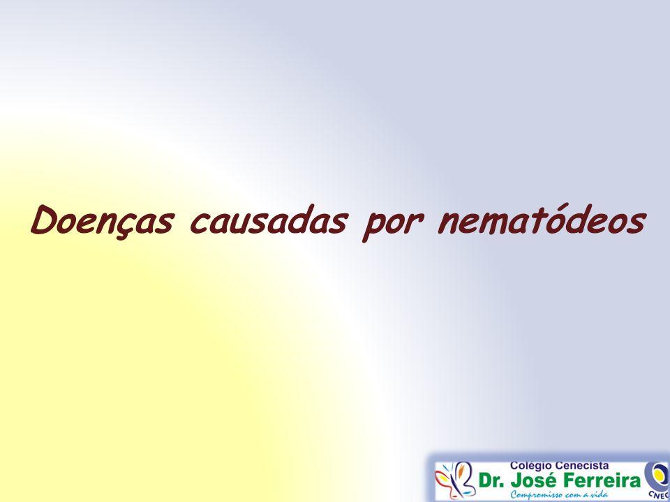 Doenças causadas por nematódeos