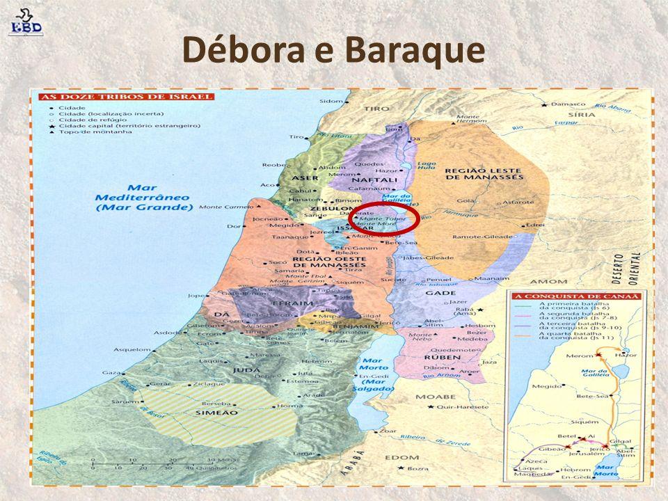 Débora e Baraque