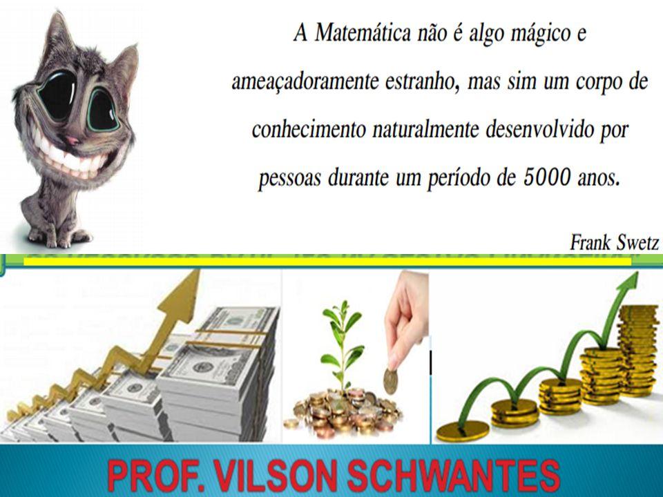 Professor Vilson Schwantes - www.pvilson.com.br CALCULE O DETERMINANTE DA MATRIZ.