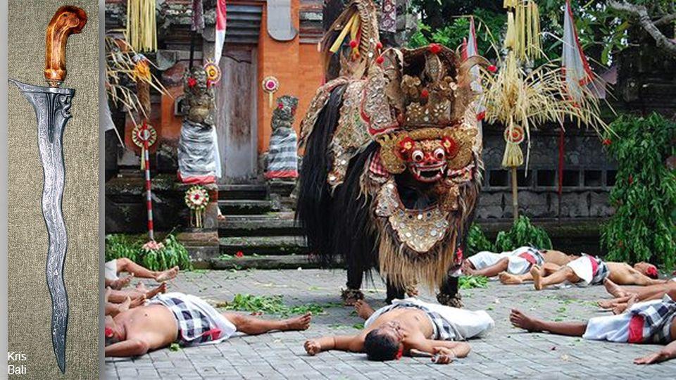 Alguém pode morrer ou ficar seriamente ferido em uma dança Barong. Diz-se que se o feitiço de Rangda é muito forte, um soldado fraco pode não ser capa