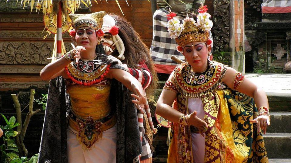 BarongBarong RangdaRangda