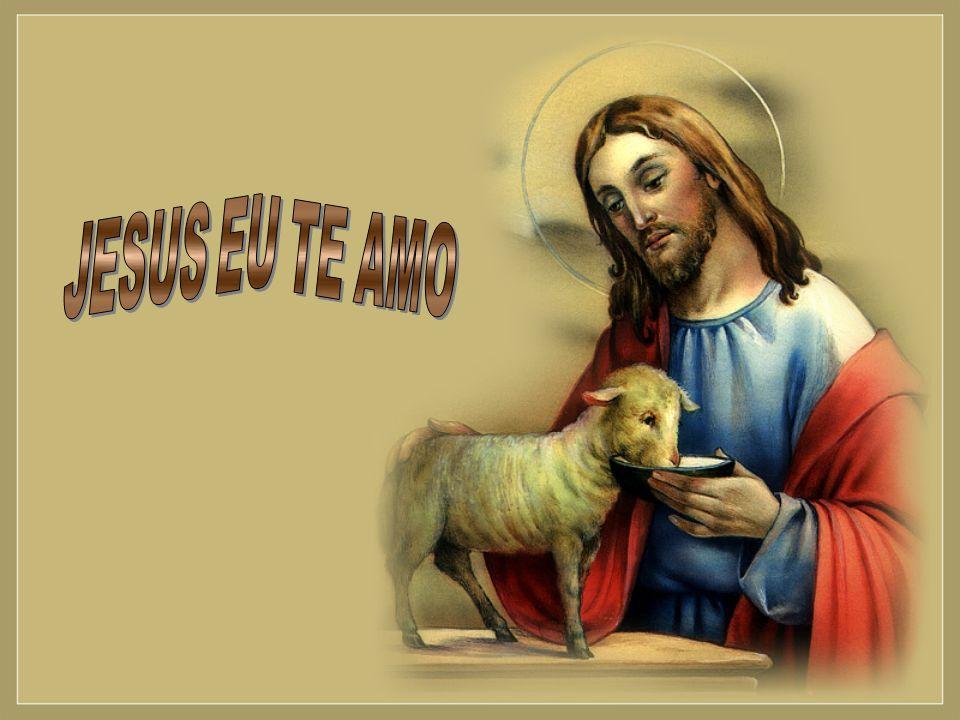Lembre-se que JESUS continua te amando, ontem, hoje, amanhã e sempre!!.