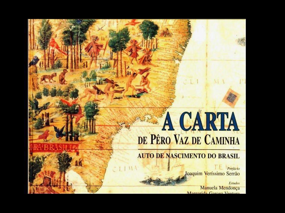 Quando tudo começou.Qual o primeiro texto da história da literatura brasileira.