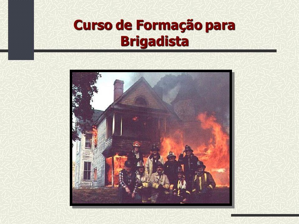 Curso de Formação para Brigadista