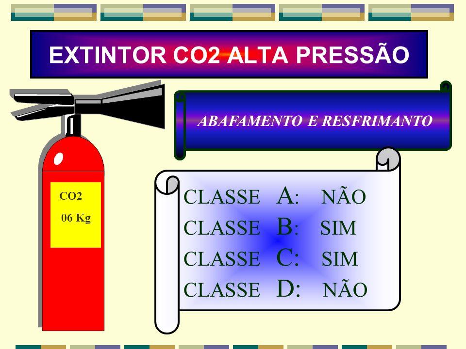 EXTINTOR DE ÁGUA BAIXA PRESSÃO DURAÇÃO DE 60 SEGUNDO PESA MAIS OU MENOS 12 Kgs. ALCANÇA 7 METROS E MEIO ÁGUA TEM GRANDE PODER DE INFILTRAÇÃO; EFICIENT