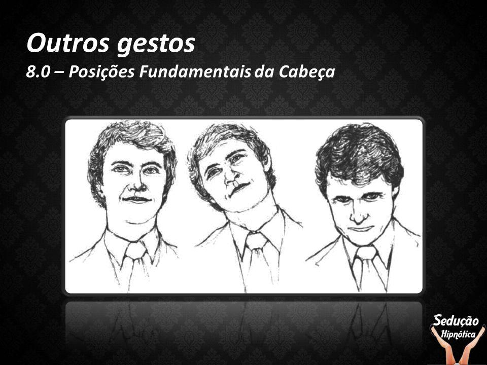 Outros gestos 8.0 – Posições Fundamentais da Cabeça