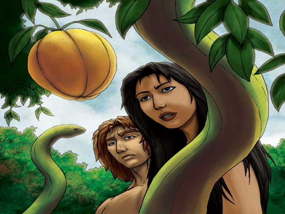 A 1ª Leitura apresenta a tentação de Adão e Eva: (Gen 2,7-9.3,1-7) Deus criou o homem para a felicidade e para a vida plena.