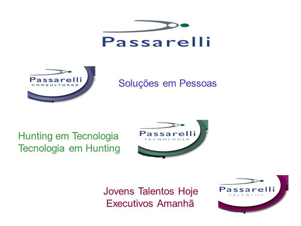 Desde julho de 1998, a Passarelli Talentos é especializada na identificação de jovens talentos para serem os executivos de amanhã.Empresa Programa de Estágio Programa de Trainee Mapeamento de MBA
