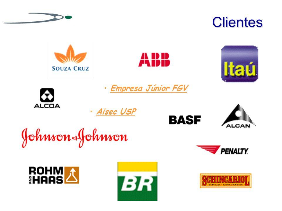 Empresa Júnior FGV Aisec USP Clientes