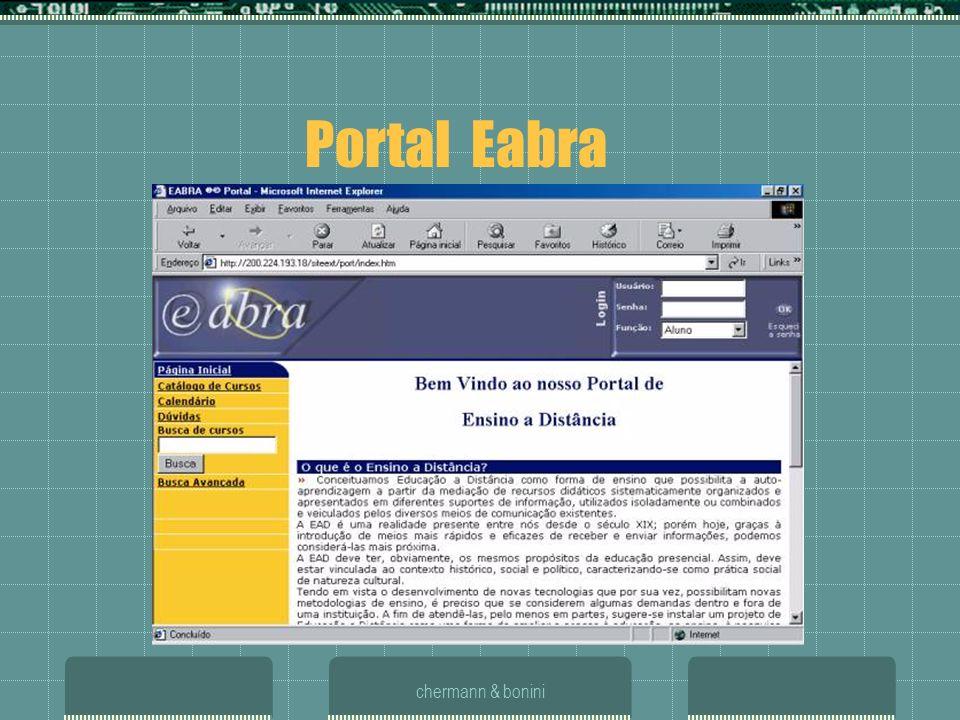 chermann & bonini Portal Eabra