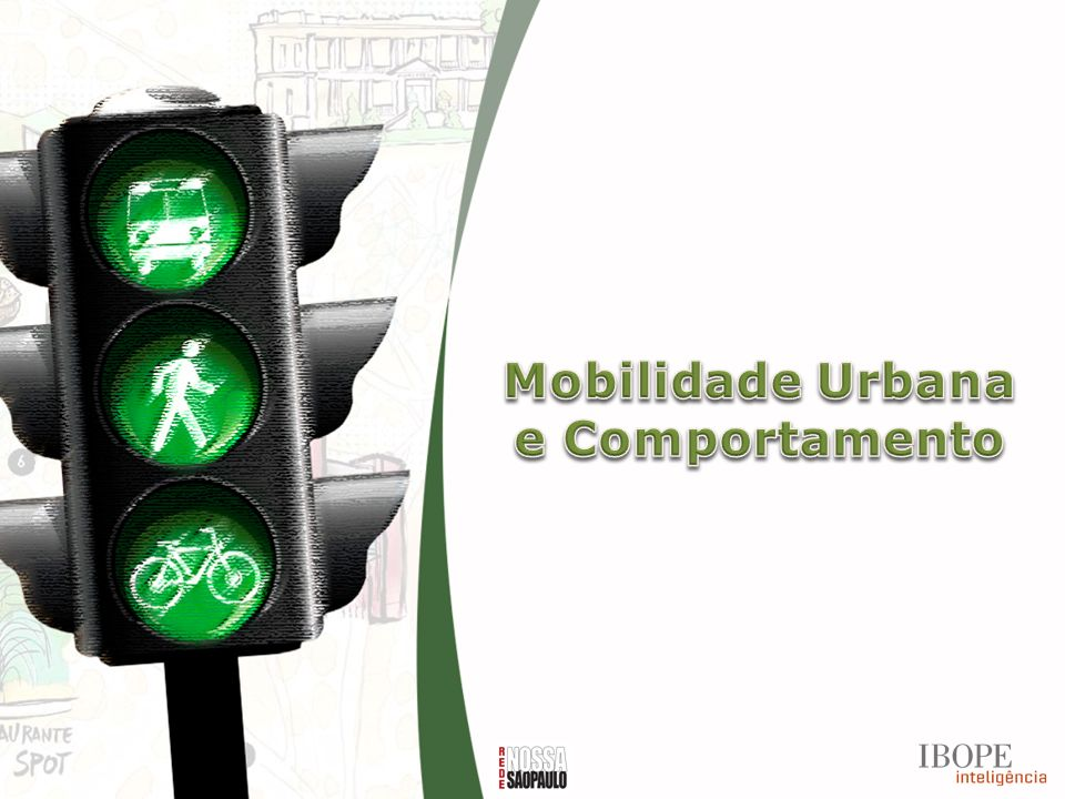68 Base: Amostra (805) (%) Nos últimos meses, o(a) sr(a) diria que as faixas de pedestres têm sido mais respeitadas ou menos respeitadas pelos motoristas na cidade de São Paulo.