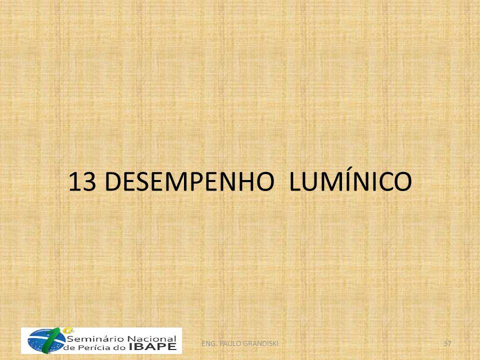 13 DESEMPENHO LUMÍNICO ENG. PAULO GRANDISKI37