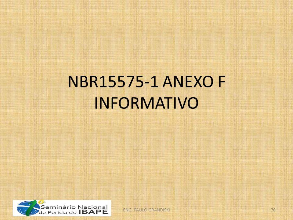 NBR15575-1 ANEXO F INFORMATIVO ENG. PAULO GRANDISKI70