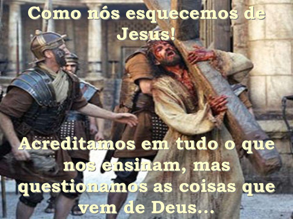 Trato feito! Trato feito! E...Jesus pagou o preço da nossa liberdade! E...Jesus pagou o preço da nossa liberdade!
