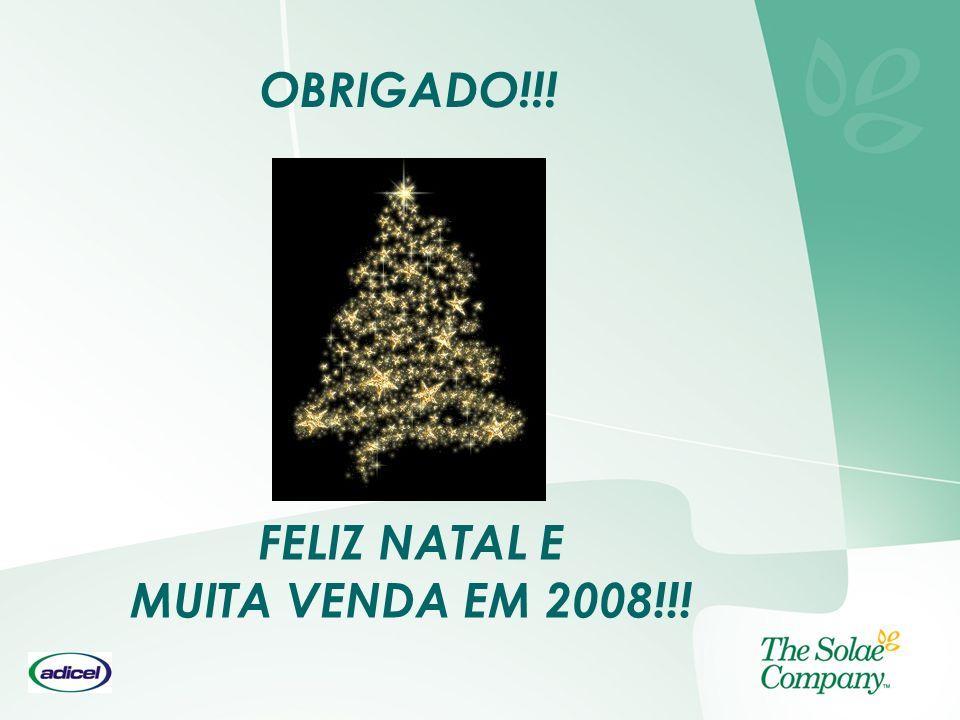 OBRIGADO!!! FELIZ NATAL E MUITA VENDA EM 2008!!!