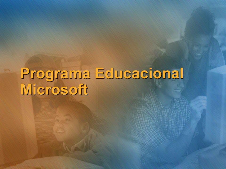 Programa Educacional Microsoft