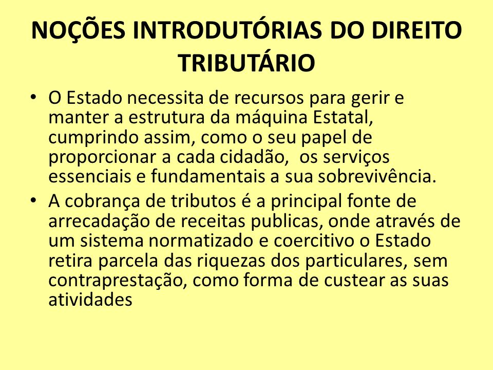 REFERÊNCIAS BIBLIOGRÁFICAS AMARO, Luciano.Direito Tributário Brasileiro.