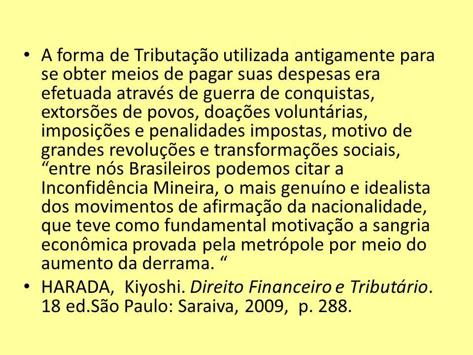 Leis Complementares Surgiu no Brasil com a emenda nº 18/65 e vigora até os dias atuais.