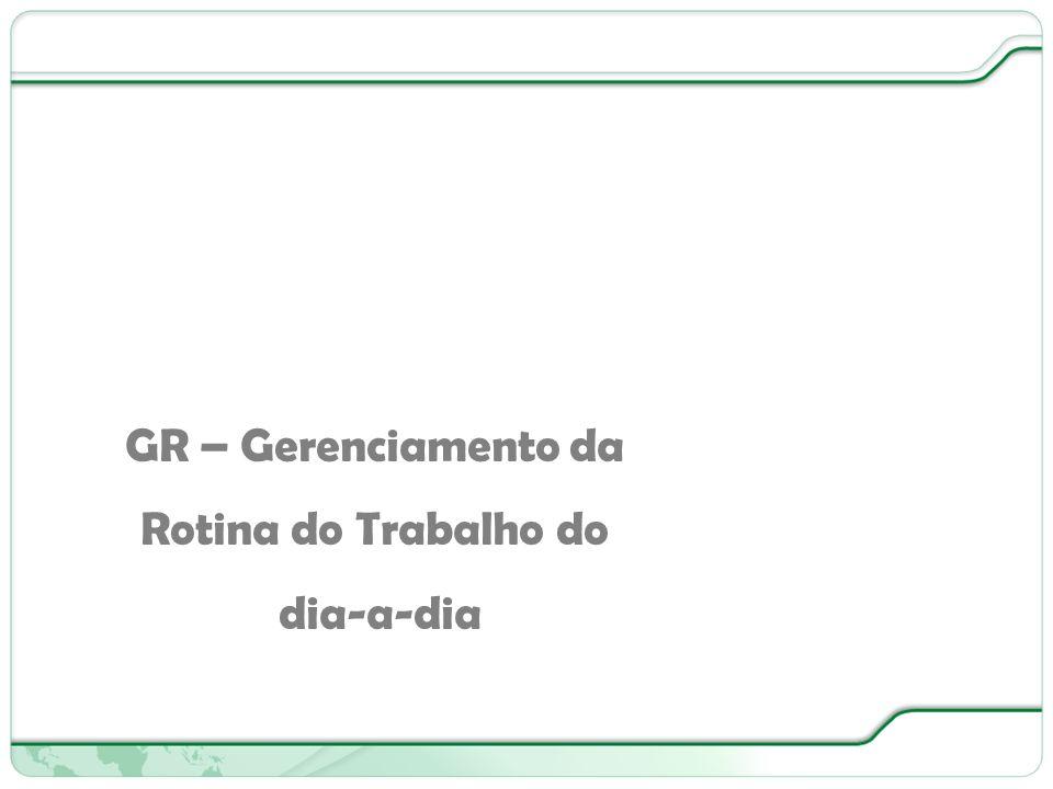 2 de 66 Objetivos Apresentar e praticar os principais conceitos, métodos e técnicas do Gerenciamento da Rotina Apresentar o Método de Implementação do Gerenciamento da Rotina Treinamento GR