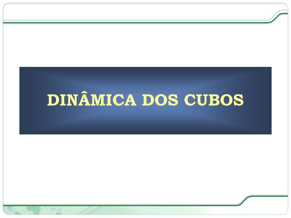 57 de 66 DINÂMICA DOS CUBOS